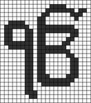 Alpha pattern #96890