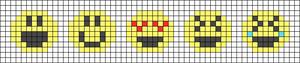 Alpha pattern #96898