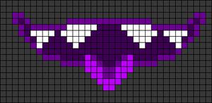 Alpha pattern #96903