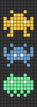 Alpha pattern #96906