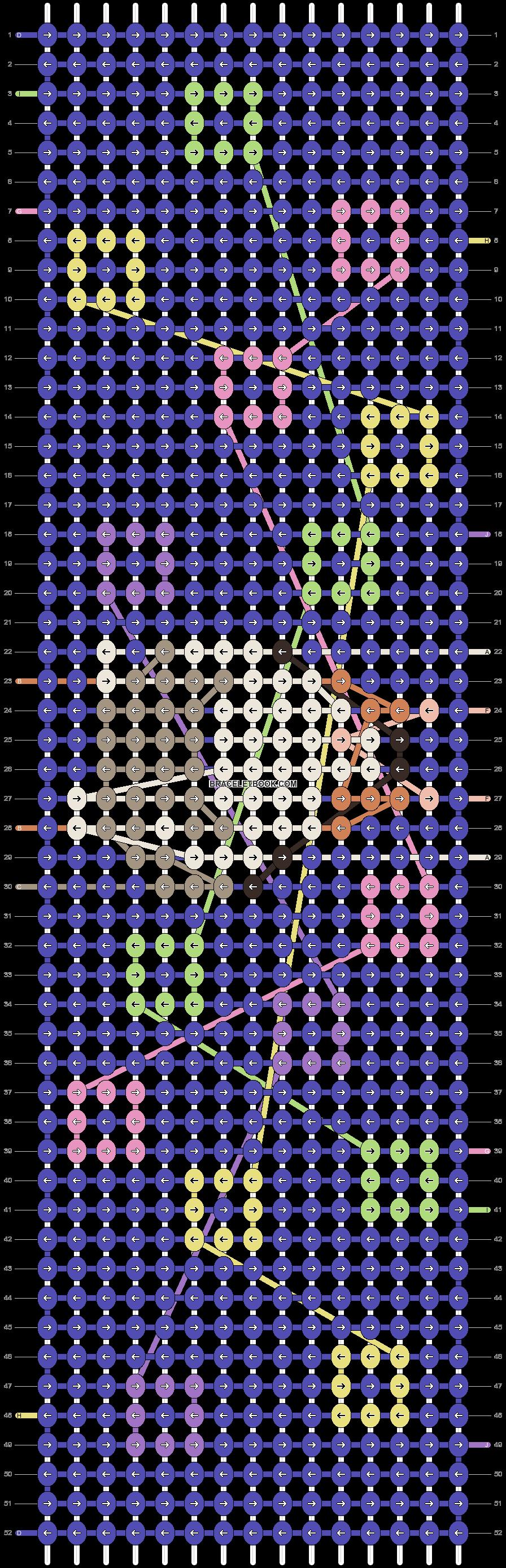 Alpha pattern #96918 pattern