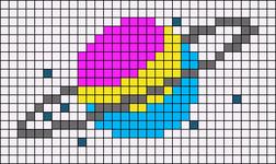 Alpha pattern #96920