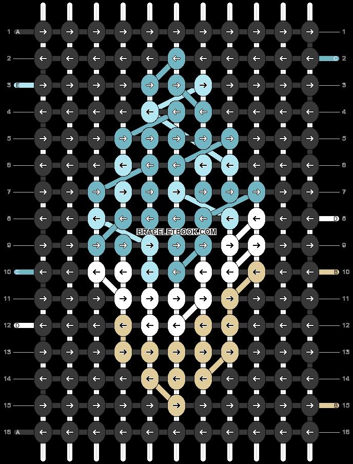 Alpha pattern #96941 pattern