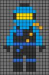 Alpha pattern #96946