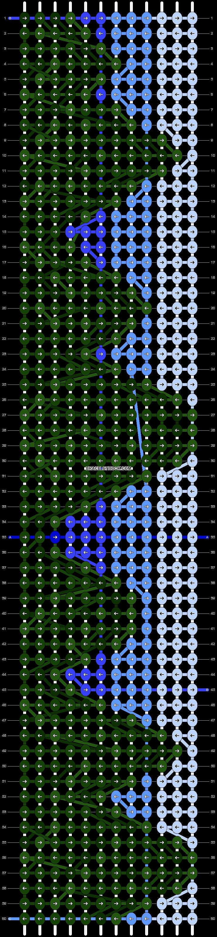 Alpha pattern #96948 pattern