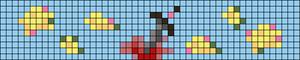 Alpha pattern #96955