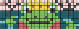 Alpha pattern #96957