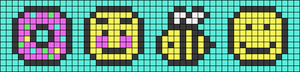 Alpha pattern #96968
