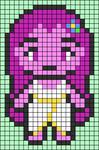 Alpha pattern #96979