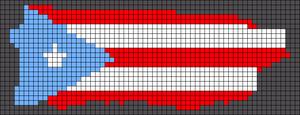 Alpha pattern #96981