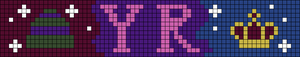 Alpha pattern #96982