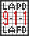 Alpha pattern #97005