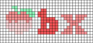 Alpha pattern #97014