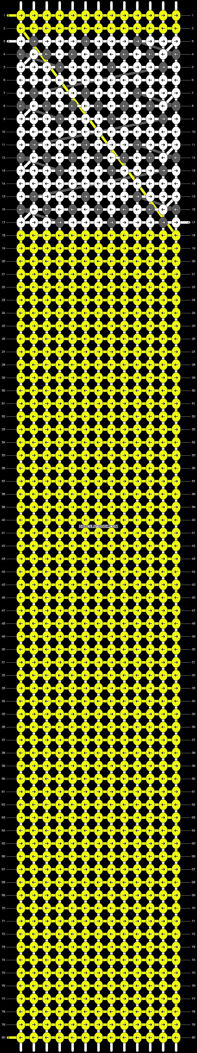 Alpha pattern #97016 pattern