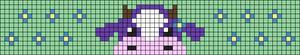 Alpha pattern #97022