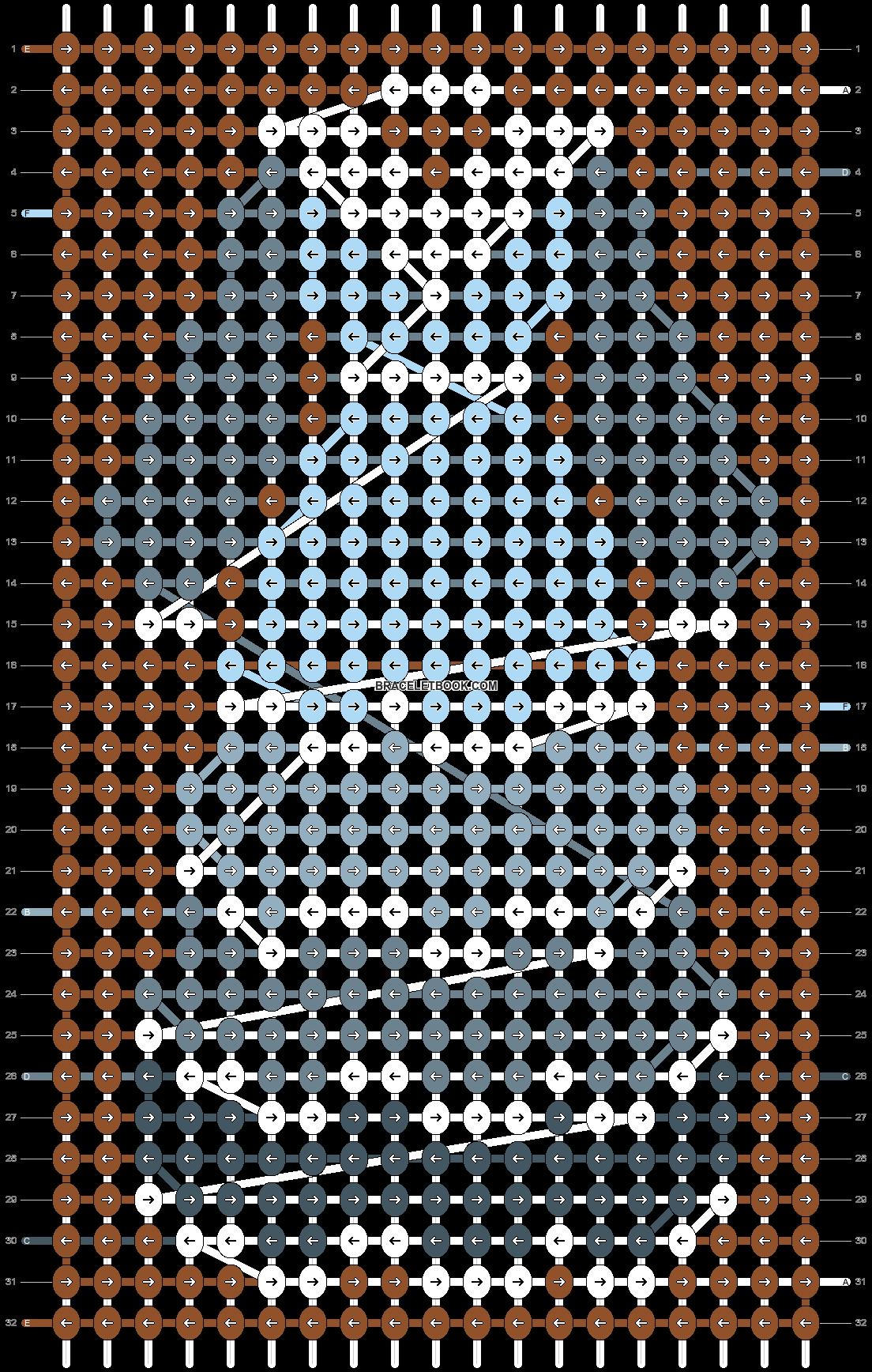 Alpha pattern #97027 pattern