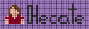 Alpha pattern #97064