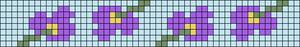 Alpha pattern #97075