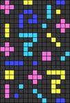 Alpha pattern #97077