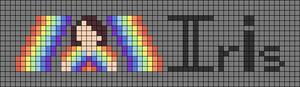Alpha pattern #97078