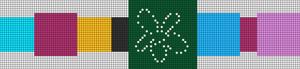 Alpha pattern #97079