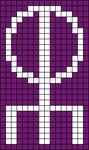 Alpha pattern #97083