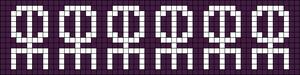 Alpha pattern #97085