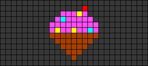 Alpha pattern #97091