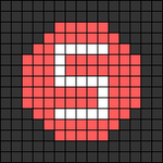 Alpha pattern #97097