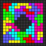 Alpha pattern #97104