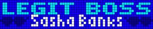 Alpha pattern #97113
