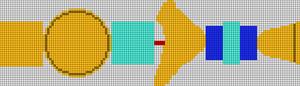 Alpha pattern #97117