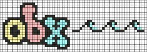 Alpha pattern #97139