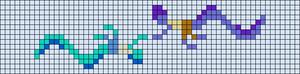 Alpha pattern #97140