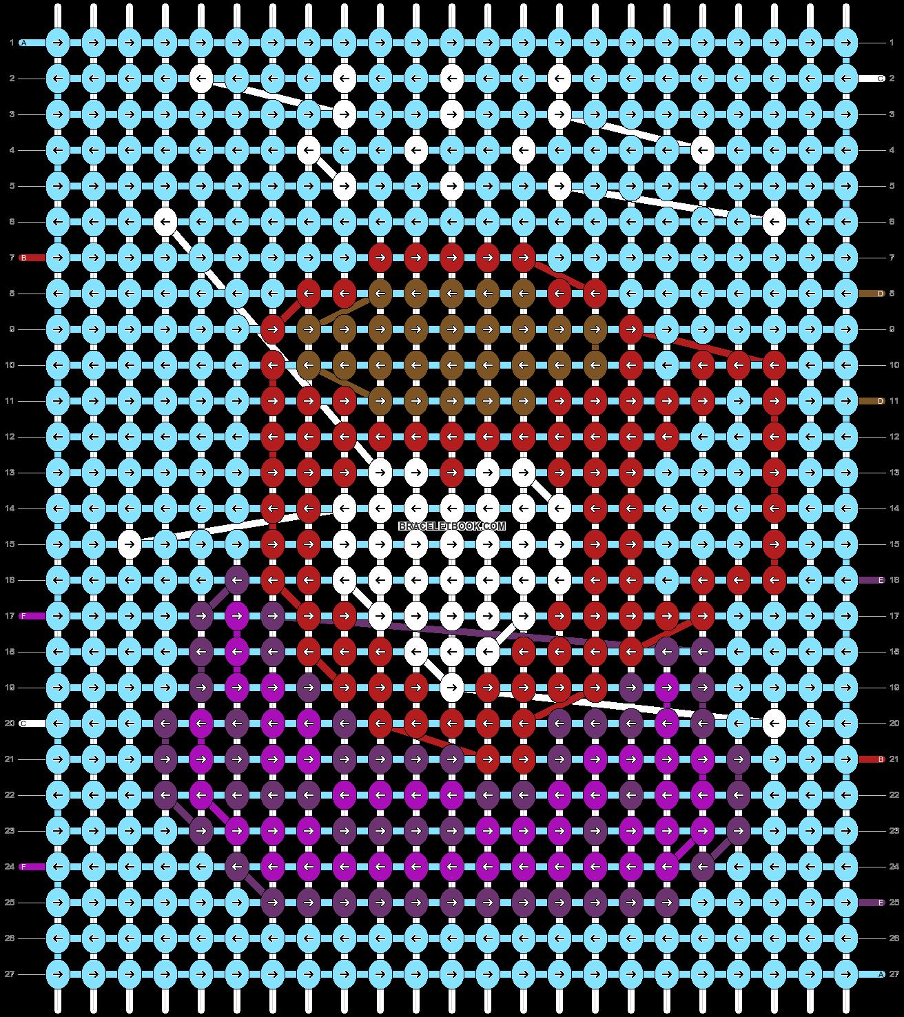 Alpha pattern #97152 pattern