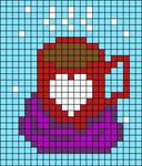 Alpha pattern #97152
