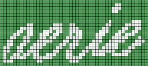 Alpha pattern #97157