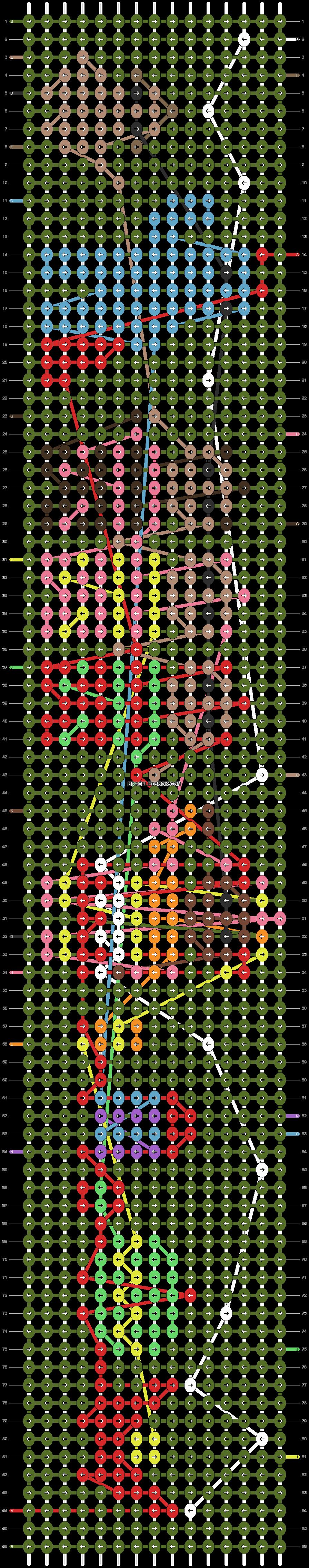 Alpha pattern #97163 pattern