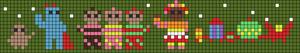 Alpha pattern #97163