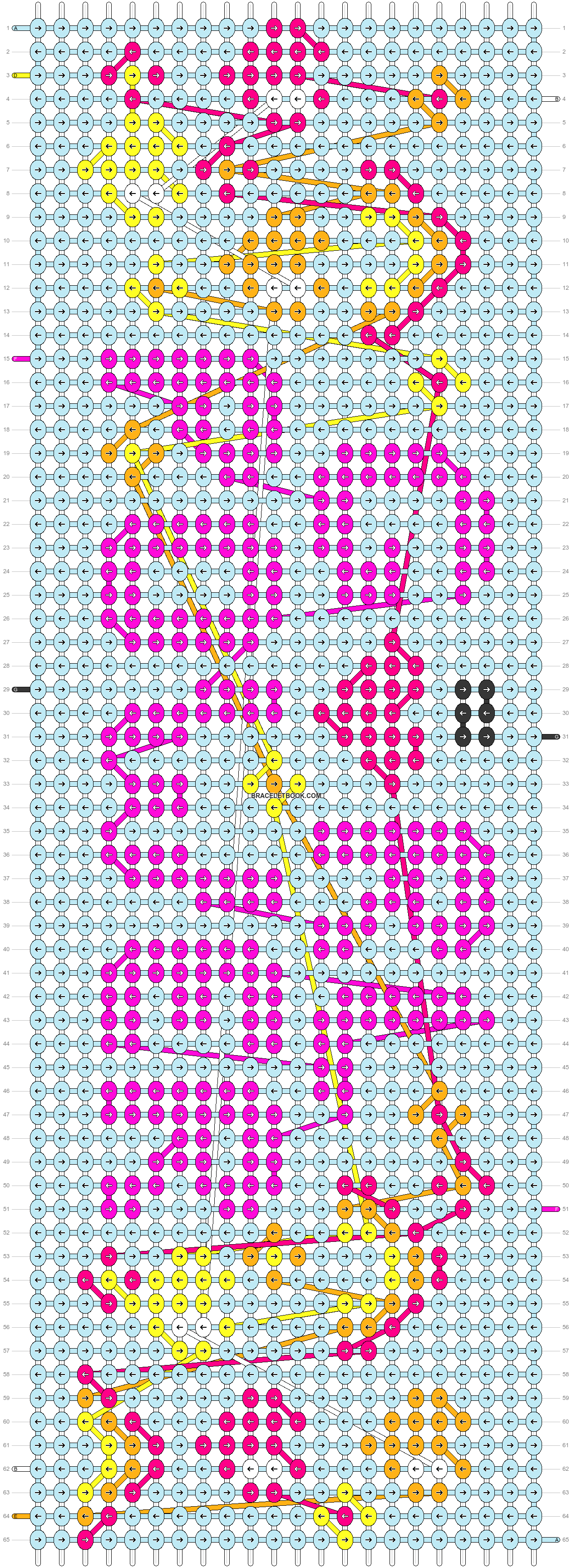 Alpha pattern #97175 pattern