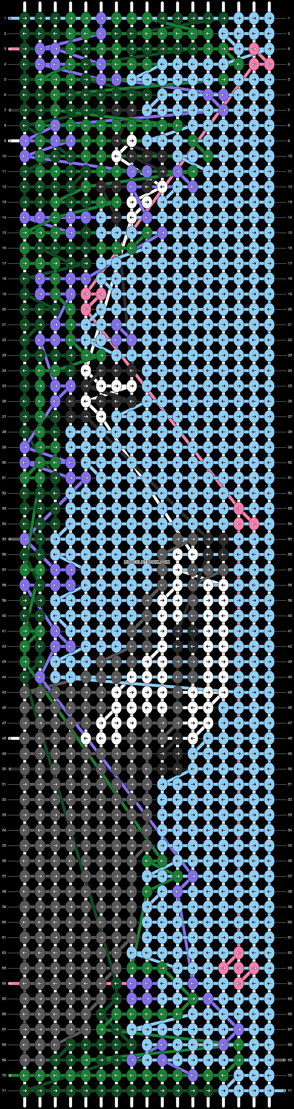 Alpha pattern #97179 pattern