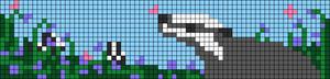 Alpha pattern #97179