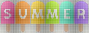 Alpha pattern #97198