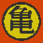 Alpha pattern #97204