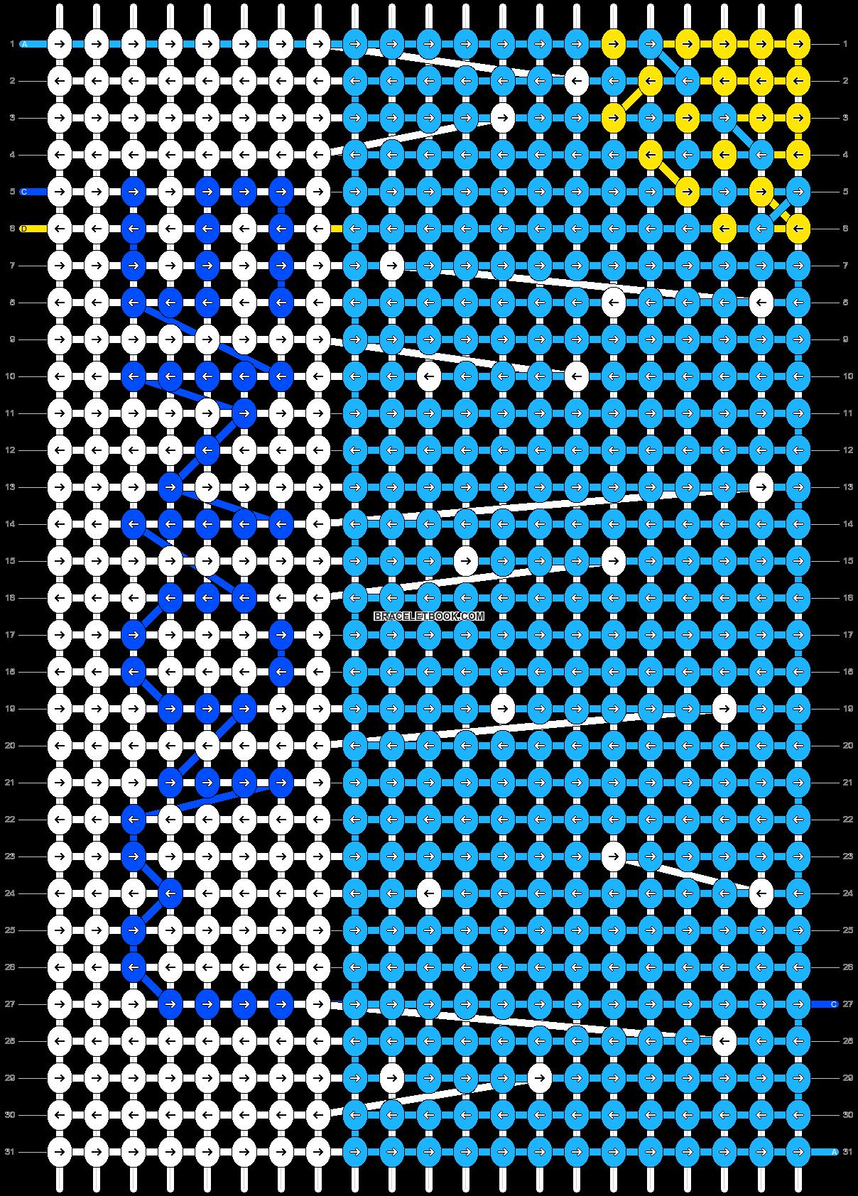 Alpha pattern #97207 pattern