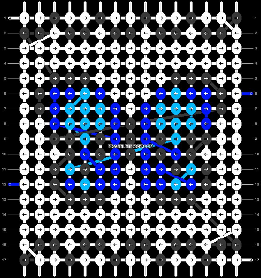 Alpha pattern #97213 pattern