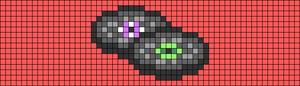 Alpha pattern #97223