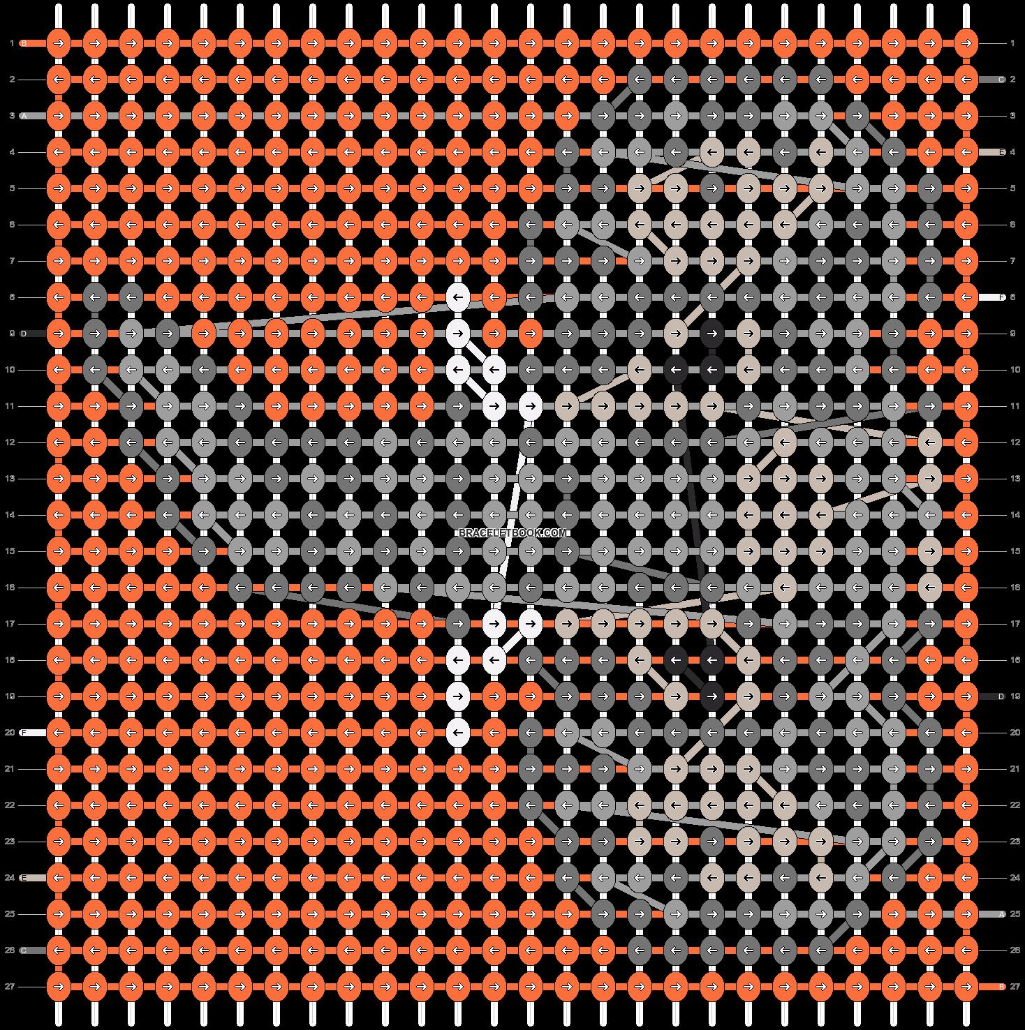 Alpha pattern #97227 pattern