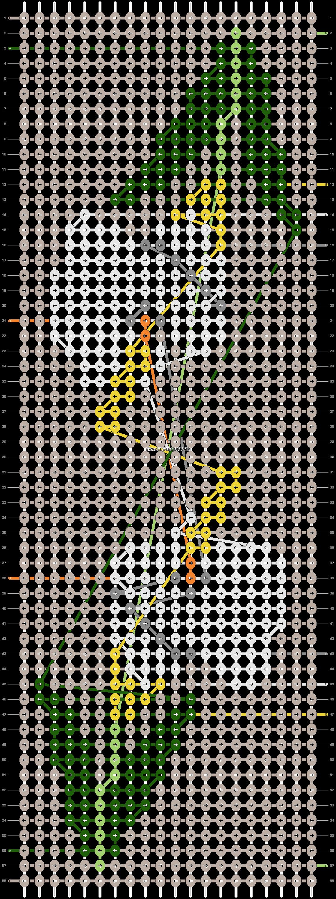 Alpha pattern #97230 pattern