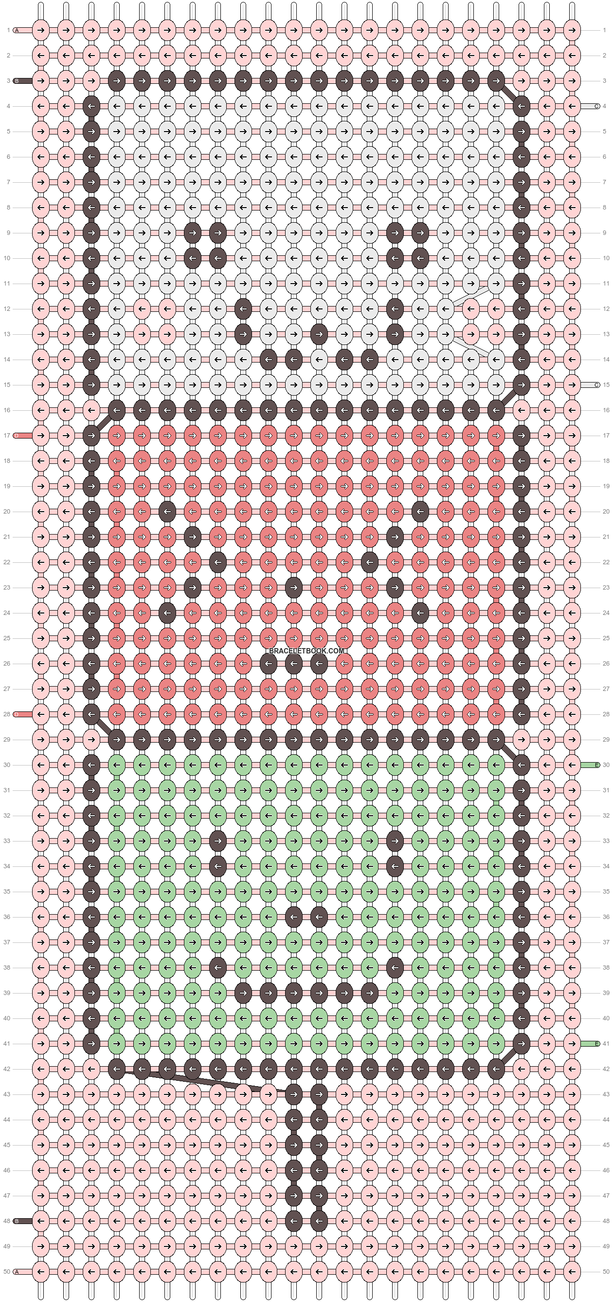 Alpha pattern #97234 pattern